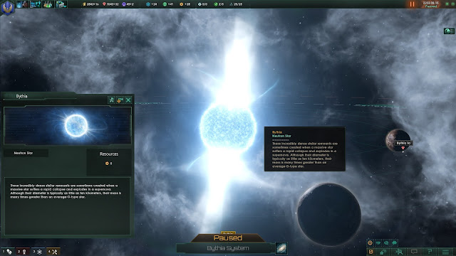Blue Star | Stellaris Screenshot