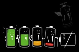 Trik Mudah dan Lengkap Menghemat Daya Baterai Android