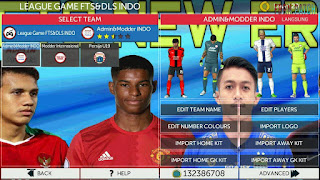 FTS NEW ERA 2K18 by FBRN Apk + Data Obb Android
