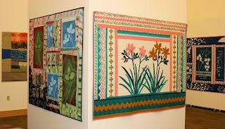 Flora, Fauna and Flow, exhibit by Sue Reno, image 2
