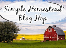 Simple Homestead Blog Hop Thursdays