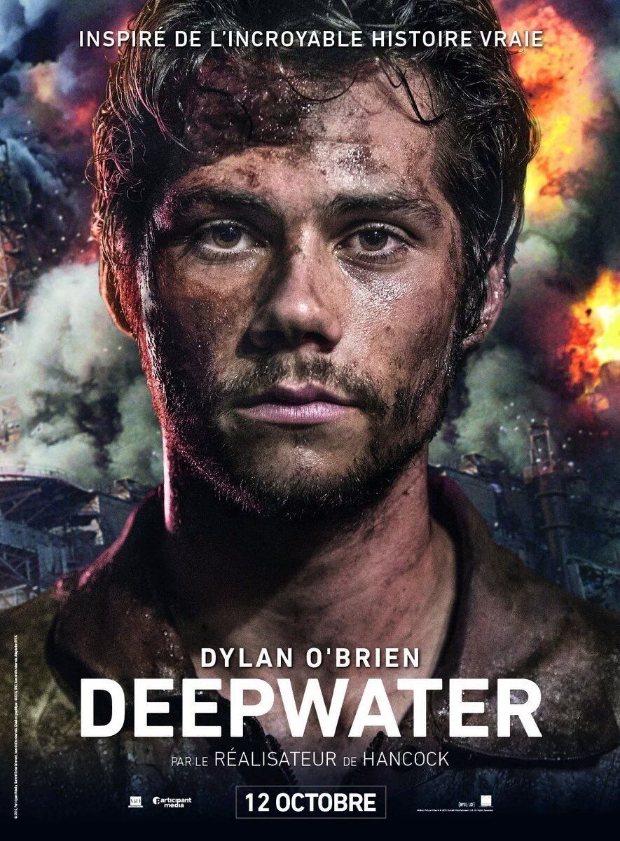 Deepwater Horizon 2016 Hindi Dual Audio 720p BluRay ESubs