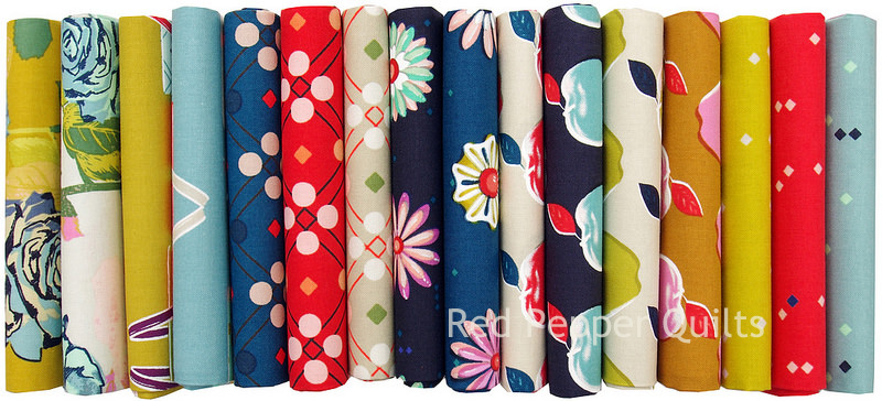 Picnic by Melody Miller ~ Cotton + Steel 2015 | Red Pepper Quilts