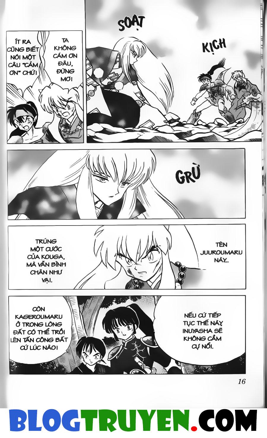 Inuyasha vol 18.1 trang 15