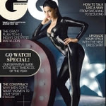 Hot Deepika Padukone In a Catwoman Avatar on the cover of GQ