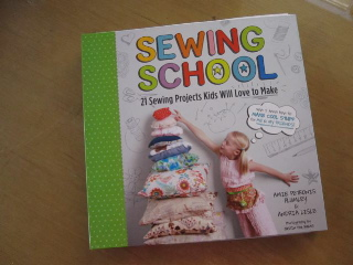 Sewing School Book by Amie Plumley