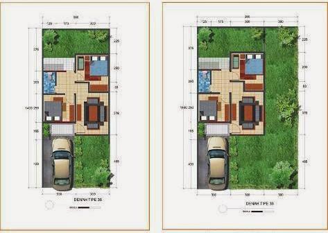 62 Foto Desain Rumah Type 36 Zigzag Yang Bisa Anda Contoh Download
