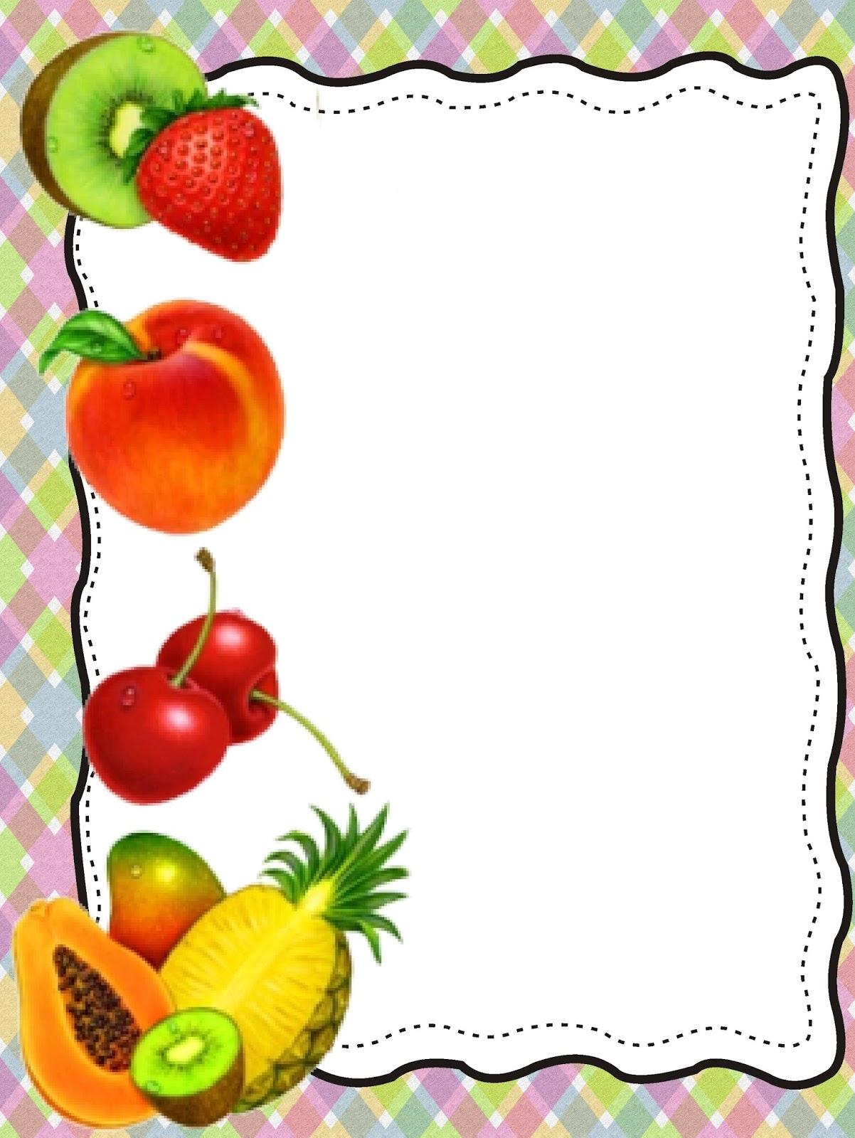 Cart-Frutas: Caratulas Frutas