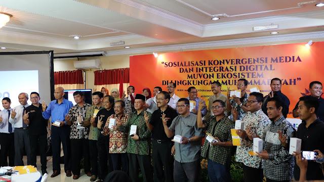 Muvon Digital Ecosystem Muhammadiyah