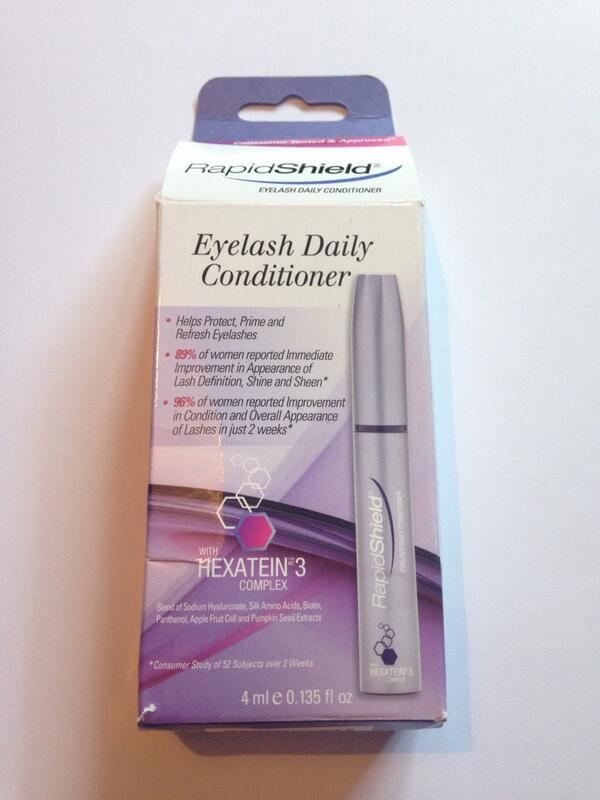 0e67728f02a ... The Rapid Lash from what I have heard and saw helps your lashes grow  whereas the Rapid Shield is a conditioner that improves the overall  appearance of ...