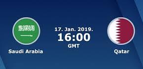 موعد مباراة السعودية وقطر في كأس اسيا 17-1-2019