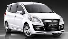 New Cars Suzuki Ertiga