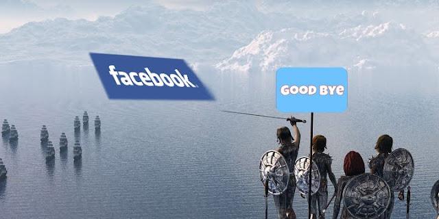 2 Cara Menghapus Akun Facebook Selamanya