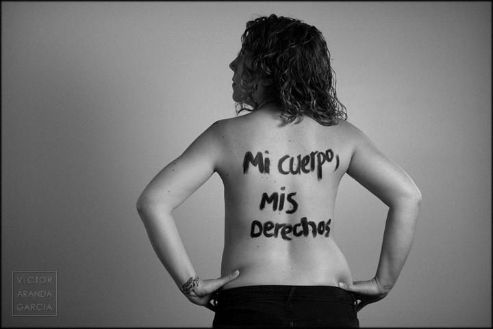 fotografía, retrato, estudio, Amnistía Internacional, Valencia, cuerpo, derechos