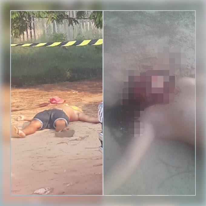 HOMEM É ENCOTRADO MORTO NO BAIRRO VITÓRIA REGIA EM ITAITUBA.