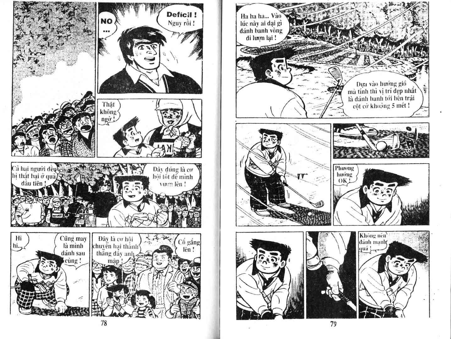 Ashita Tenki ni Naare chapter 46 trang 39