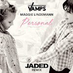 The Vamps - Personal (feat. Maggie Lindemann) [Jaded Remix] - Single Cover