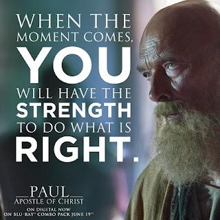 paul movie quote