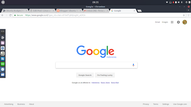 chromium on Ubuntu 17.04