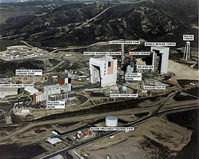 MOL launch site at Vandenberg Air Force Base in California.