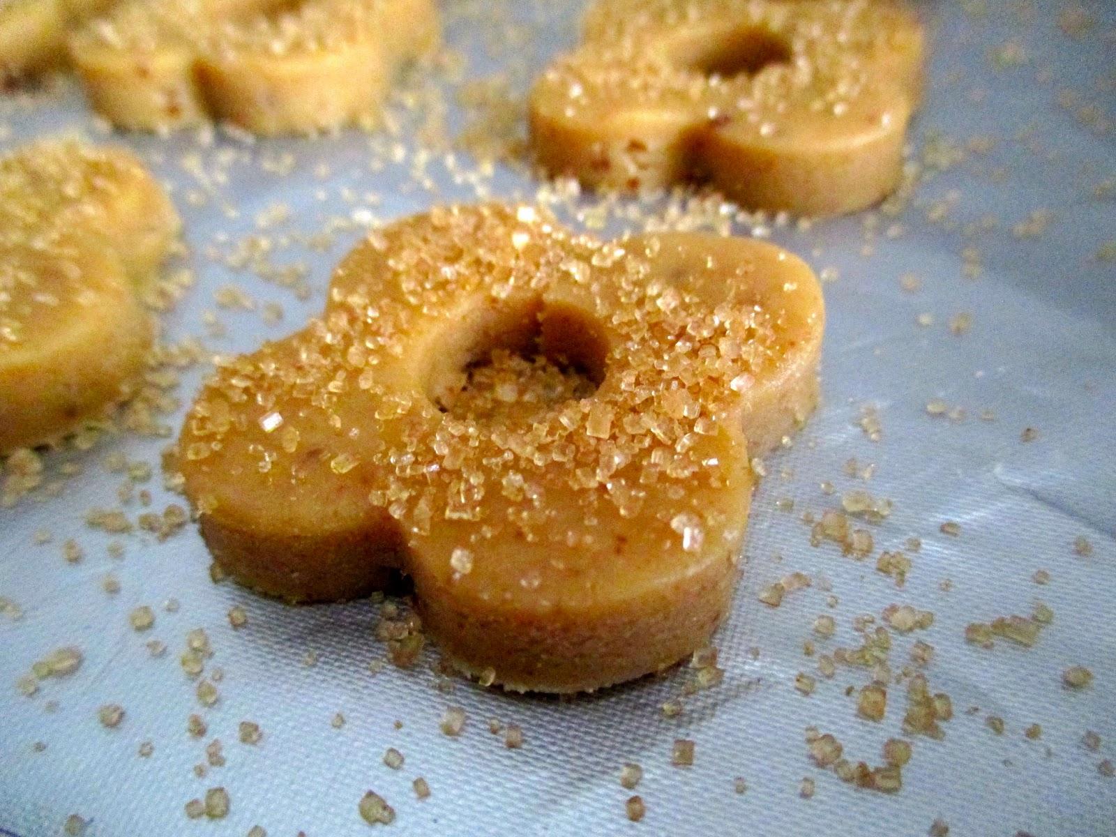 Super La cucina degli Angeli: Frollini al caramello muscovado di Luca  OC22