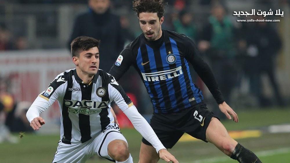 انتر ميلان يتغلب علي كييفو فيرونا ويصل الى المركز الثالث في الدوري الايطالي