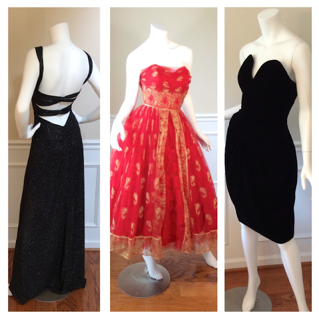 1fcfe57c42 Vintage Dresses from the 50s thru the 90s sold in our Etsy shop