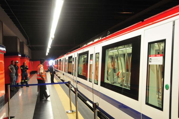 Más capacidad para línea 1 del Metro con nuevo vagón