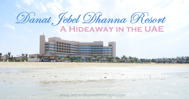 Danat Jebel Dhanna Resort Abu Dhabi