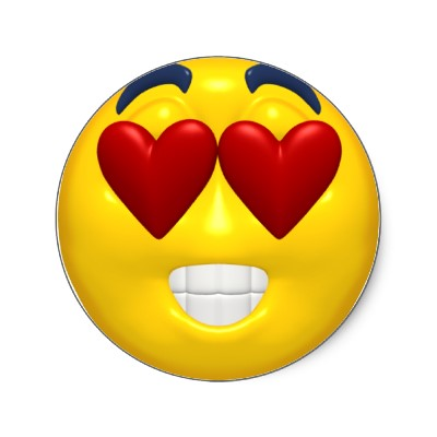 8 Most Popular Love Smileys | Smiley Symbol