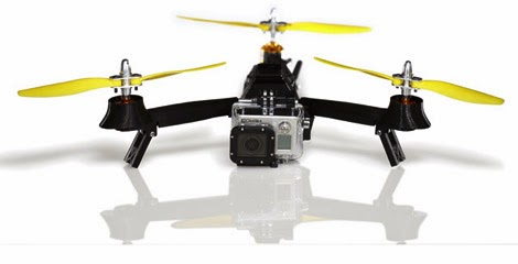 test drone h501s
