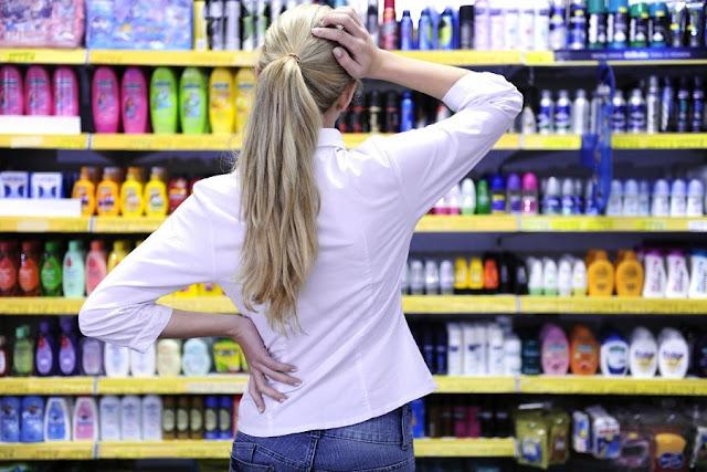 Dicas para comprar shampoos e condicionadores em Las Vegas