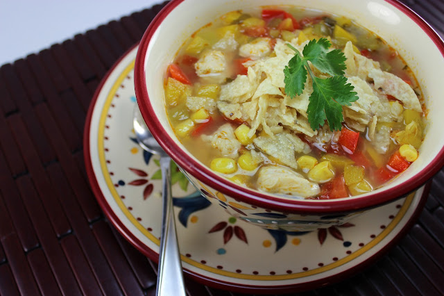 Tracy's Mexican Soup