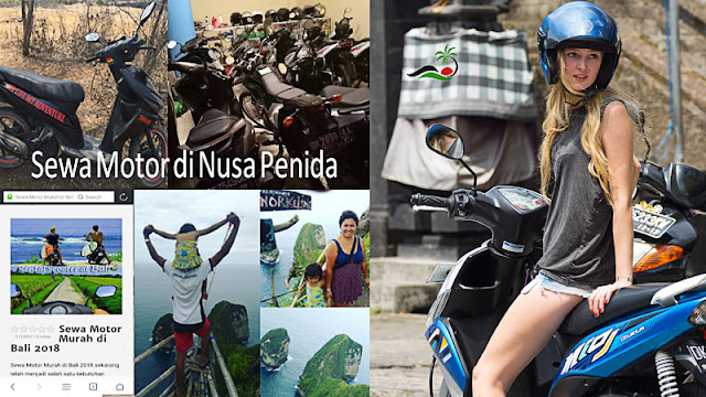 Scooter Hire Nusa Penida