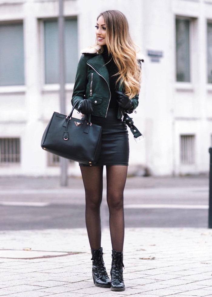 dark shades attire