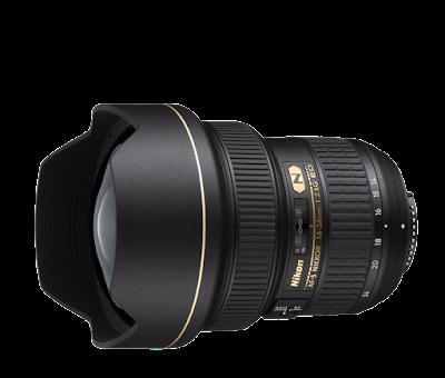 Nikon AF-S 14-24mm f/2.8G ED Nikon fx lens