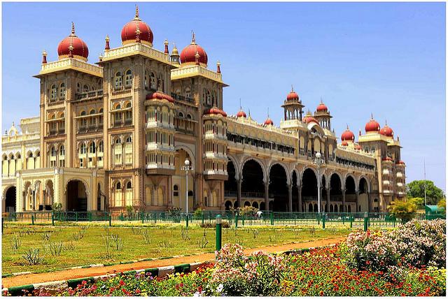 Mysore-Palace-Mysore-Karnataka-India