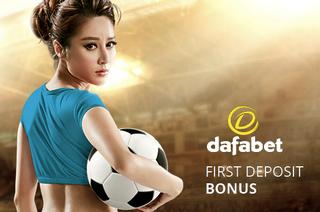 Dafabet Football Bonus
