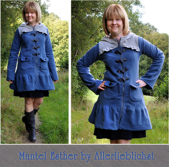 Mantel Esther by Allerlieblichst