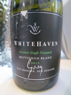 Whitehaven Greg Sauvignon Blanc 2015 - Awatere Valley, Marlborough, South Island, New Zealand (90+ pts)