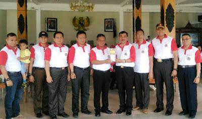 Wujudkan Kota Bersih, 11 Kali Secara Berturut Kabupaten Pacitan Terima Piala Adipura