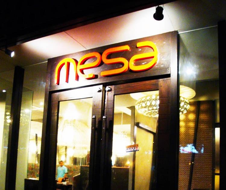 Birthday at Mesa Restaurant Tomas Morato  Got to Travel