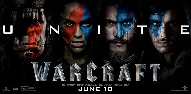 Nuevo póster de 'Warcraft: El origen' con las facciones unidas
