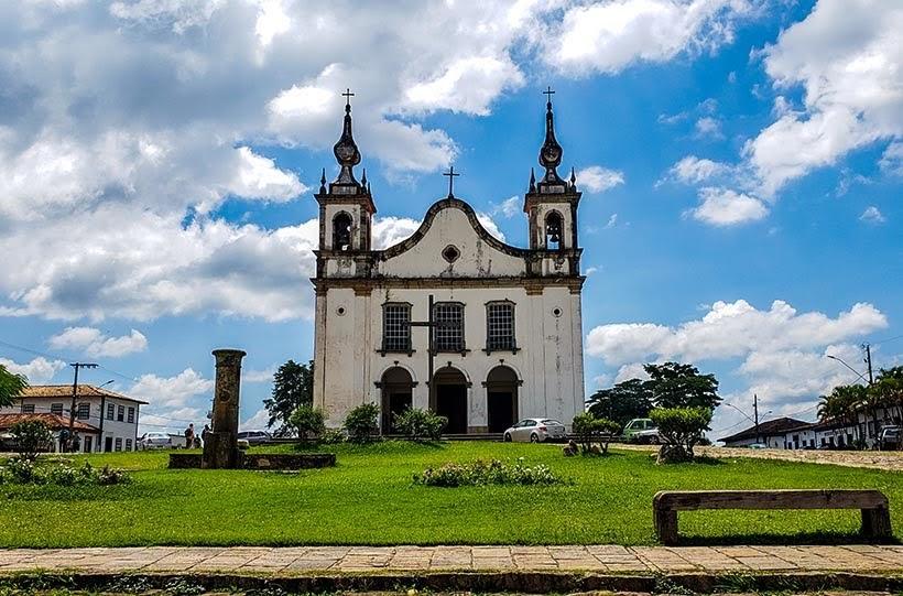 Matriz Nossa Senhora da Conceição - O que fazer em Catas Altas, Minas Gerais
