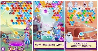 Bubble Witch 3 Saga MOD Apk