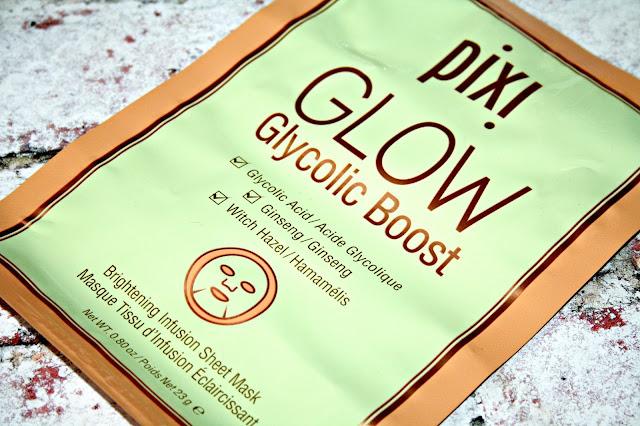 Pixi Glycolic Mask