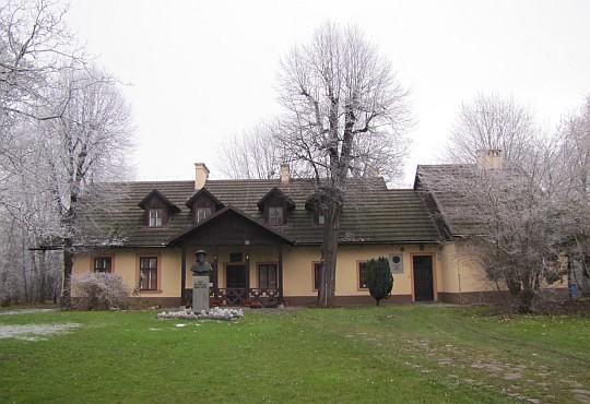 Dworek Matejki w Krzesławicach.
