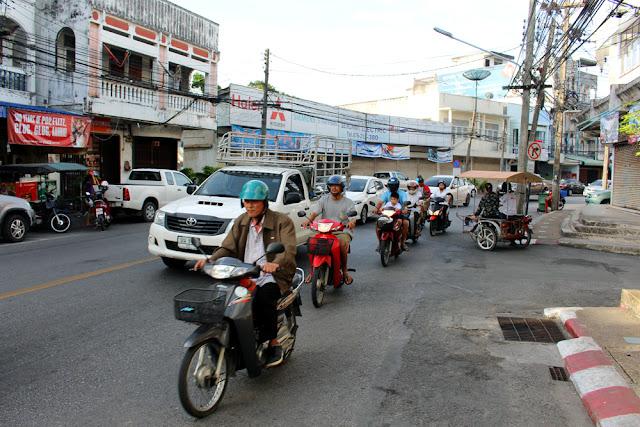 Phuket Old Town, Thailand - travel blog