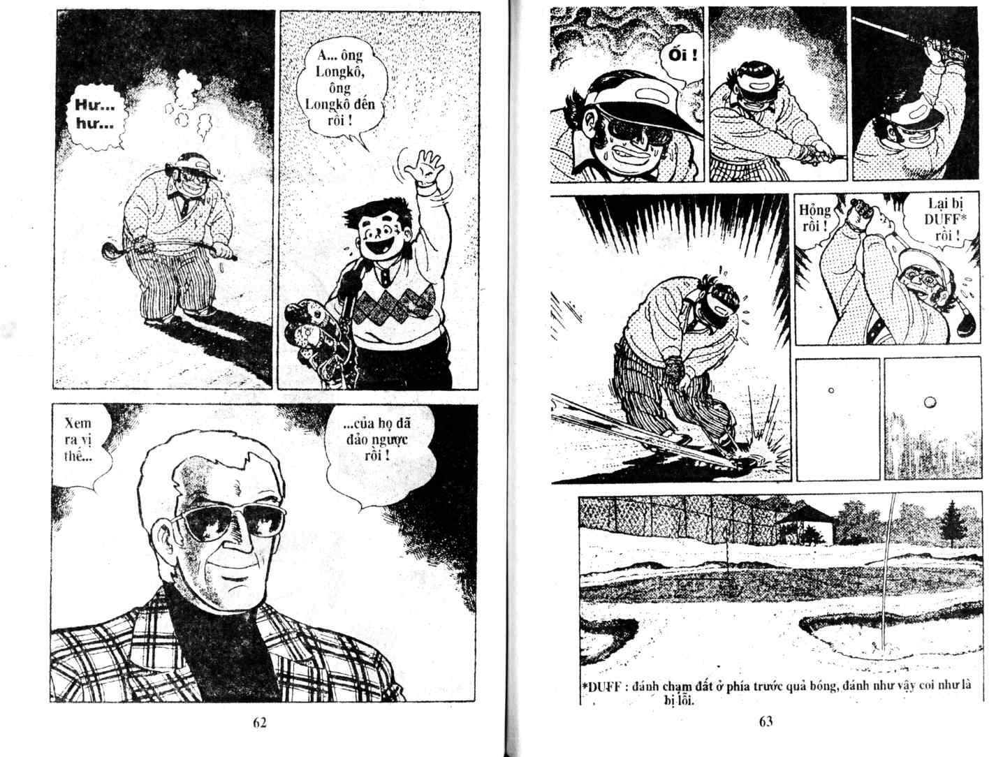 Ashita Tenki ni Naare chapter 14 trang 30