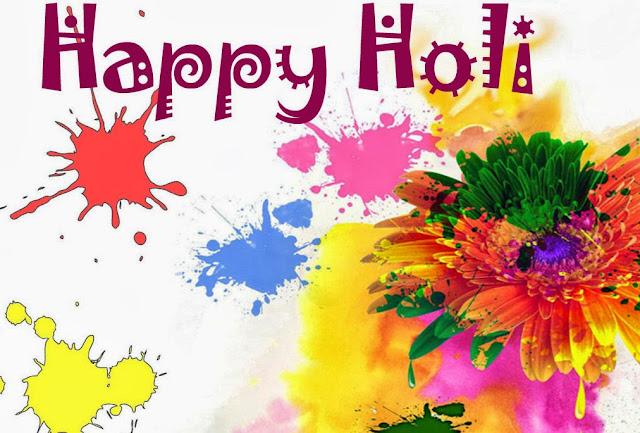 Happy Holi pic